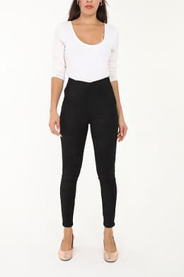Black Push-Up Leggings
