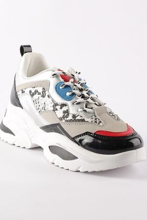 Fire Sneakers