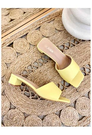 Yellow Mules