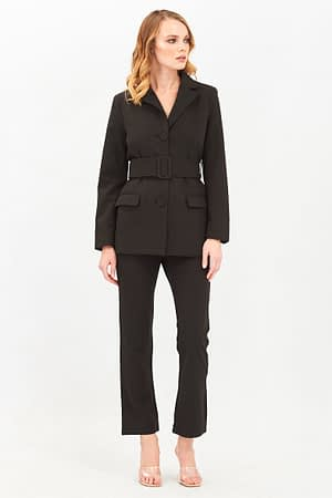 Jacket and Pants Suit Set