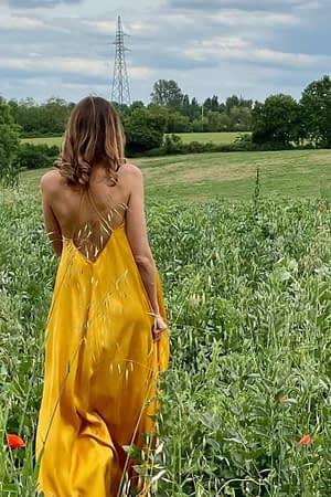 Senap Dress