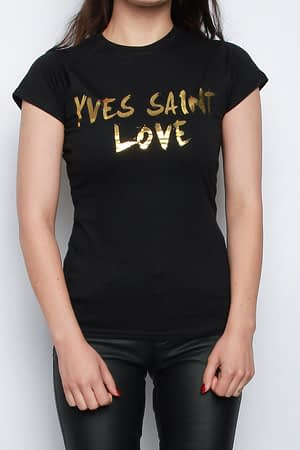 Love Foil T-shirt