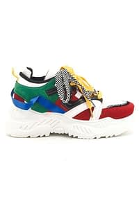 Multicolor Sneakers